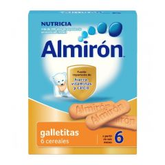 Almirón advance galletitas 6 cereales