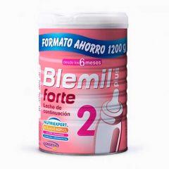 Blemil Plus forte 2 continuación pack ahorro 1200 g