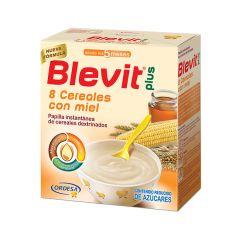 Blevit Plus papilla 8 cereales con miel 600 g