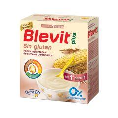 Blevit Plus papilla sin gluten 600 g