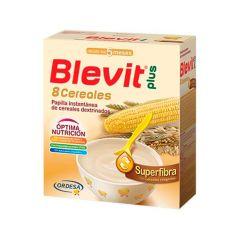 Blevit Plus superfibra papilla 8 cereales 600 g