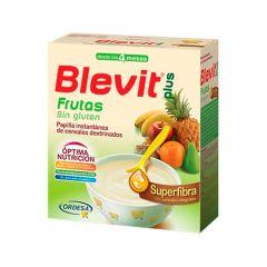 Blevit Plus superfibra papilla frutas 600 g