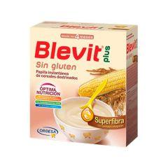 Blevit Plus superfibra papilla sin gluten 600 g