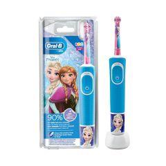 Cepillo dental eléctrico infantil oral-b stages frozen