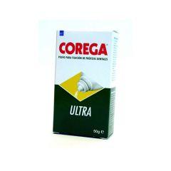 Corega Ultra Polvo Adhesivo Prótesis 50g