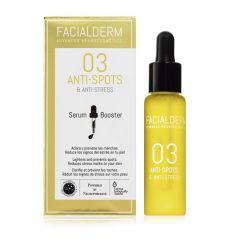 Facialderm Serum nº3 antimanchas  y antiestres