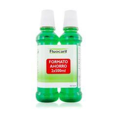 Fluocaril Bi-Fluore colutorio duplo 2 x 500 ml
