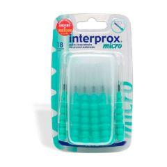 Interprox micro cepillos interproximales 0,9 mm 6 u