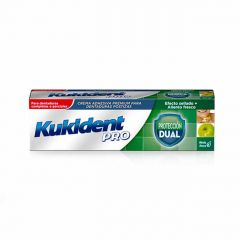 Kukident Pro protección dual crema adhesiva 40 g
