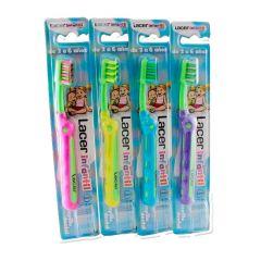 Lacer cepillo dental junior infantil