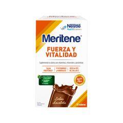 Meritene batido chocolate Fuerza y vitalidad