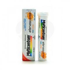 Multicentrum adultos efervescente 20 comprimidos