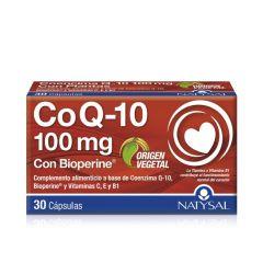 Natysal Coenzima Q-10 100 mg 30 cápsulas