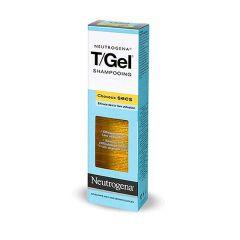 Neutrogena champú T-gel cabello normal y seco 250+250 ml