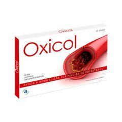 Oxicol reductor de colesterol 28 cápsulas