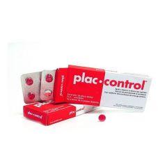Plac control comprimidos revelador placa dental 20 comp