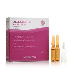 Sesderma Acglicolic 20 ampollas antiarrugas 5 u 2 ml