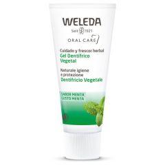 Weleda gel dentífrico vegetal 75 ml