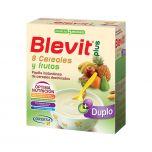 Blevit Plus duplo papilla 8 cereales + fruta 600 g