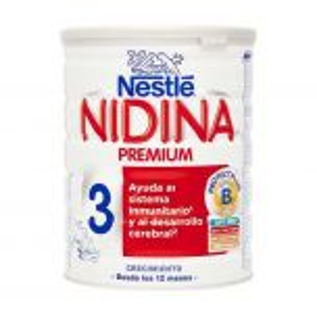 Nestlé Nidina premium 3 crecimiento 800 g