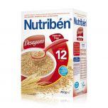 Nutribén Desayuno cereales copos de trigo 750 g