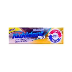 Kukident Pro doble acción crema adhesiva 40 g